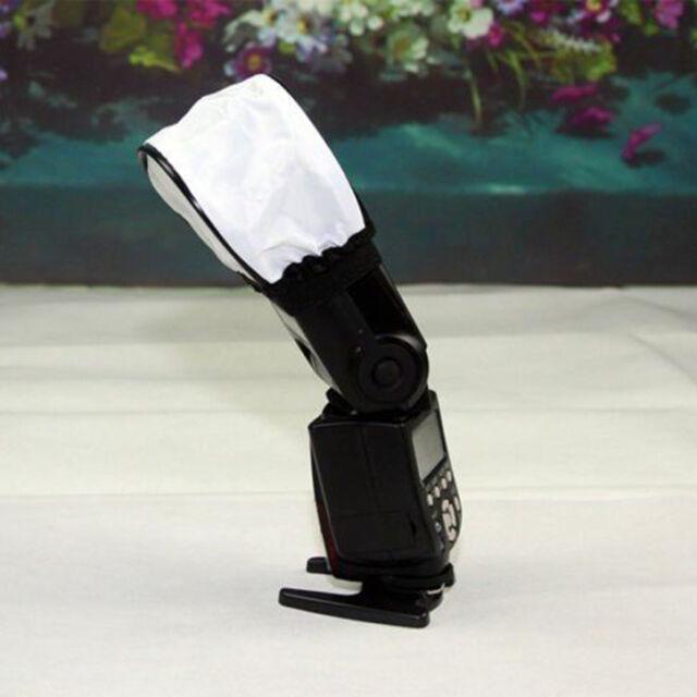 Universal Soft Flash Bounce Diffuser for Canon 580EX 430EX II/550EX/540EZ ob
