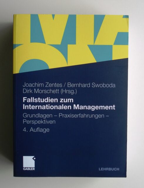 Fallstudien zum Internationalen Management
