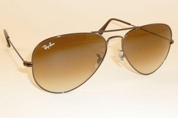 item 4 New RAY BAN Aviator Sunglasses Brown Frame RB 3025 014 51 Gradient  Brown Lenses -New RAY BAN Aviator Sunglasses Brown Frame RB 3025 014 51  Gradient ... 65f0143e2516