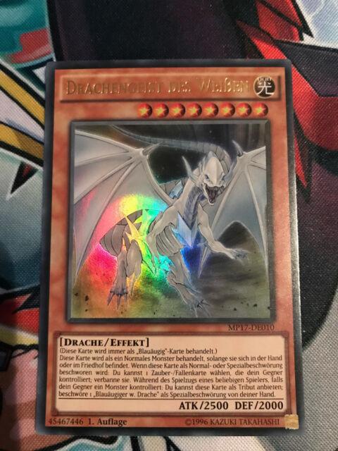 Yu-Gi-Oh! Drachengeist des Weißen, MP17-DE010 Ultra Rare