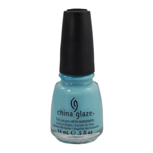 China Glaze Nail Polish In Bulk: China Glaze Nail Polish, Bahamian Escape, 0.5 Fluid Ounce
