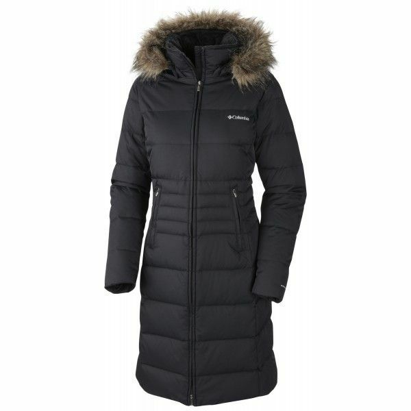 Columbia Womens Varaluck III Long Down Jacket Winter Parka Coat ...