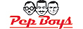 Pep Boys 98.7% Positive feedback