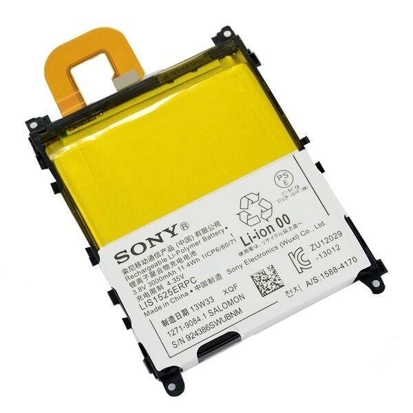 Original Sony Xperia Z1 C6903 Batterie Batterie LIS1525ERPC 3000 mAh neuf