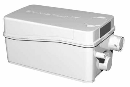 Grundfos Sololift2 D-2 Abwasserhebeanlage Kleinhebeanlage Waschtisch Dusche