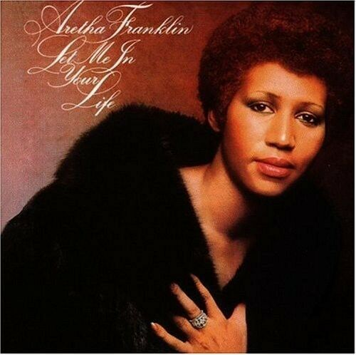 Aretha Franklin - Let Me in Your Life [New CD] Manufactured On Demand