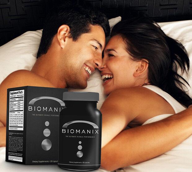 biomanix ultimate male performance enhancement longer stronger ebay