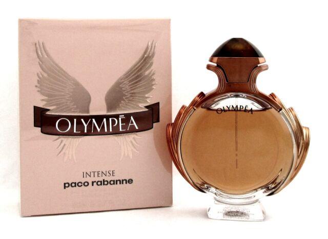 Profumo olympea intense paco rabanne eau de parfum 80ml ebay for Paco rabanne women s fragrance