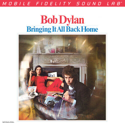 Bob Dylan - Bringing It All Back Home [New Vinyl] Ltd Ed, 180 Gram, Mono Sound