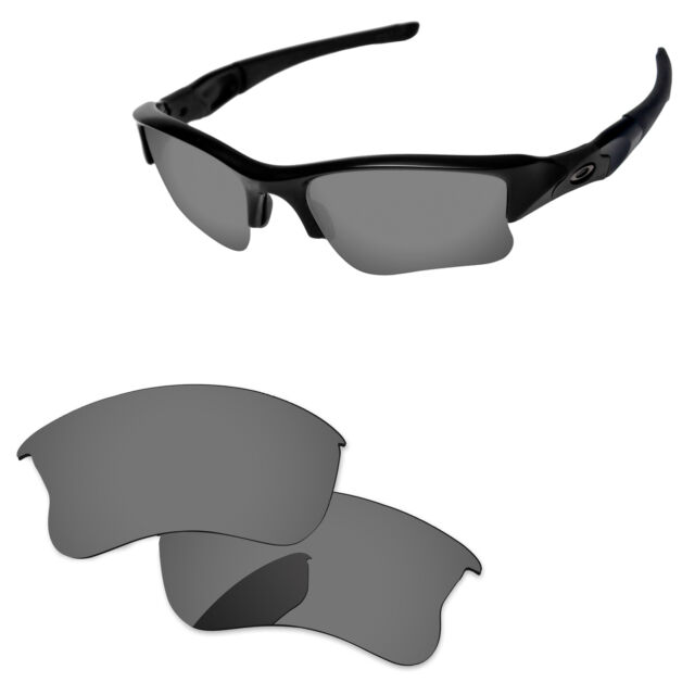 oakley flak jacket polarized ebay