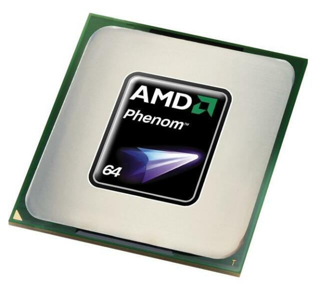 AMD PHENOM X4 9500 - HD9500WCJ4BGD - 4x2.2Ghz - SOCKEL AM2/AM2+  CPU
