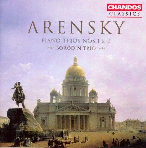 Borodin Trio - Piano Trio 1 & 2 [New CD]