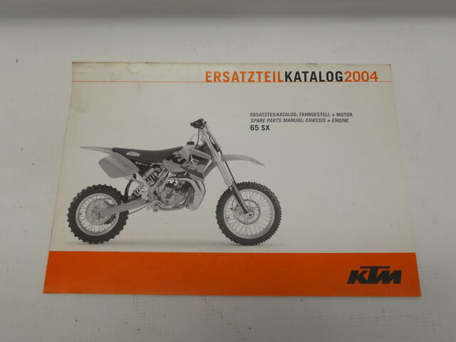 ktm 320811862003 2004 125 200 sx exc chassis spare parts manual ebay rh ebay com 2014 KTM 125 SX 2004 ktm 125 sx repair manual