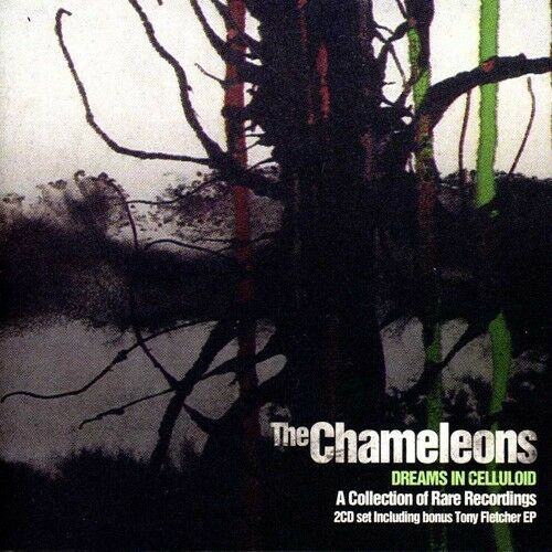 The Chameleons - Dreams in Celluloid [New CD] UK - Import