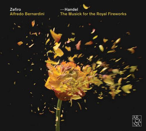 Handel / Scarlatti / - Musick for the Royal Fireworks [New CD]