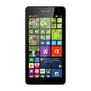 Microsoft Lumia 535 Dual SIM  8GB  Black Smartpho...