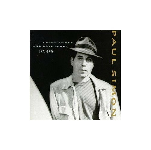 Paul Simon - Negotiations And Love Songs 1971-1986 - Paul Simon CD FNVG The