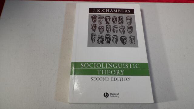 SOCIOLINGUISTIC THEORY CHAMBERS PDF