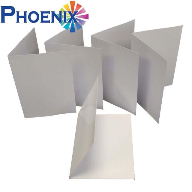 210gsm phoenix inkjet greeting cards 10 a4 cards envelopes ebay blank inkjet laser printable matt greetings cards with envelopes phoenix brand m4hsunfo