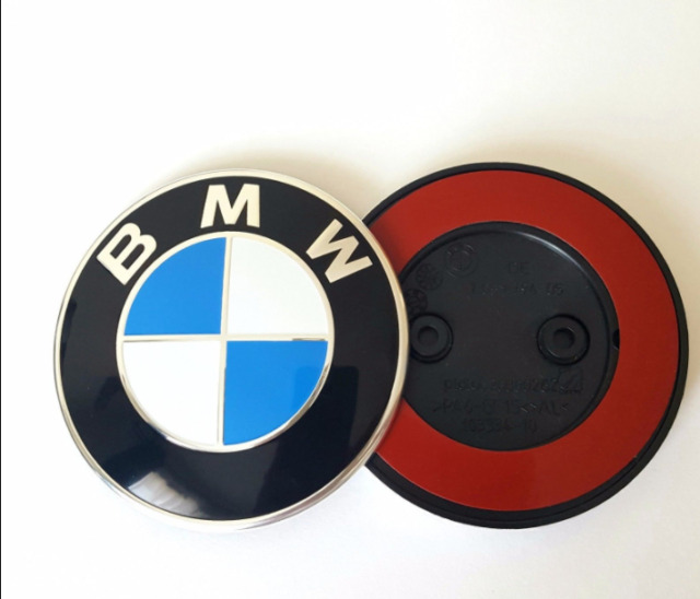 Bmw Z4 Hood Emblem: BMW 5/6 Series Z4 Front Bumper Grill Logo Emblem OEM