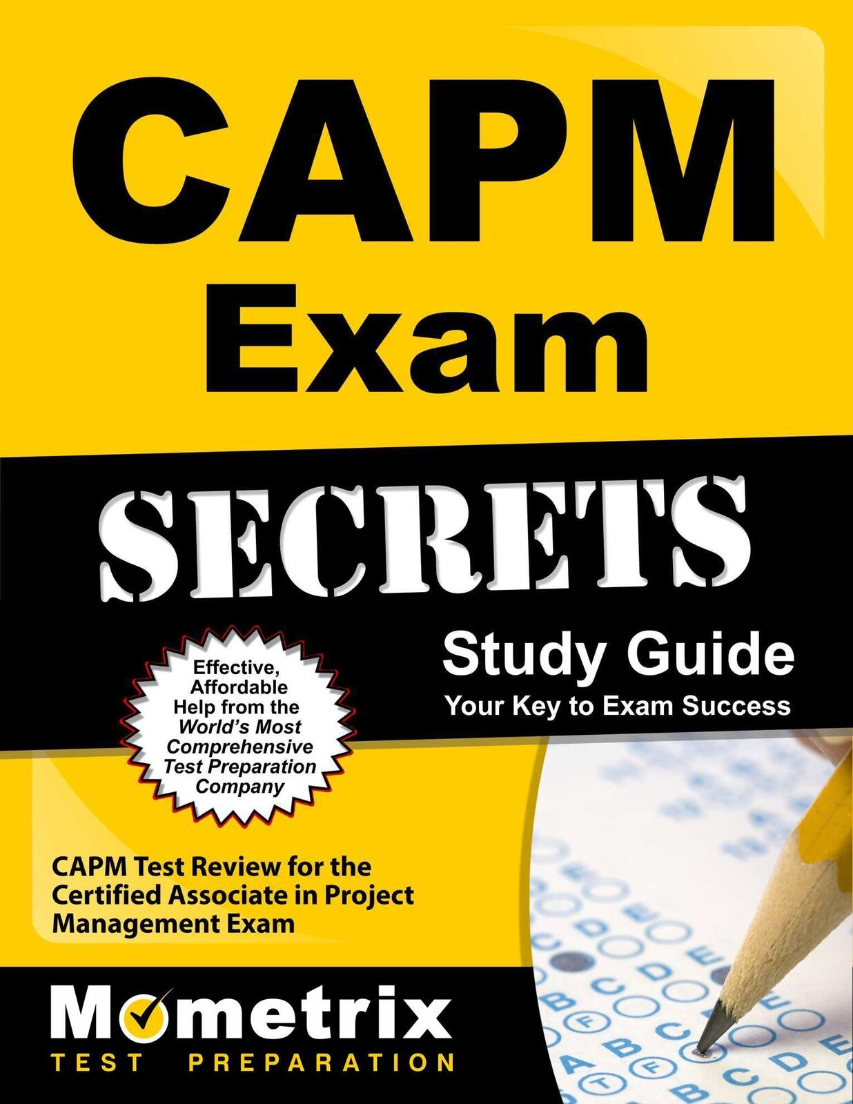 Capm Exam Secrets Study Guide Capm Test Review For The Certified