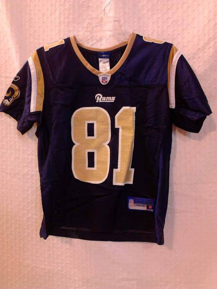 torry holt jersey