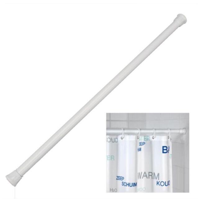 Telaio per tende doccia estensibile maurer 70 125 cm ebay for Bastone reggitenda per doccia