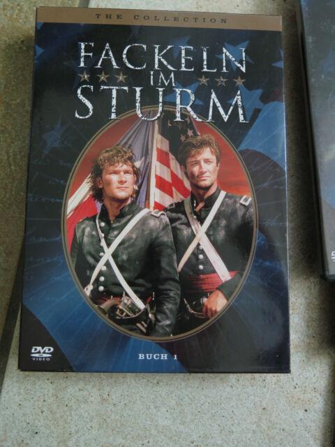 DVD Fackeln im Sturm Buch 1