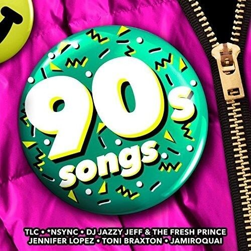 Various Artists - 90s Songs / Various [New CD] UK - Import