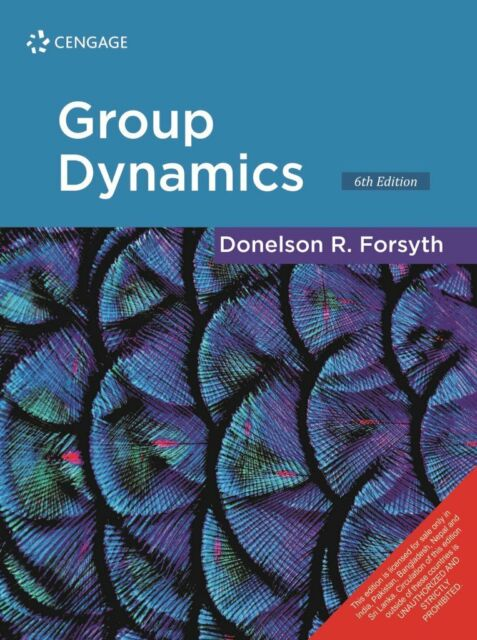 Group dynamics by donelson r forsyth 2013 hardcover ebay fandeluxe Gallery