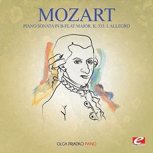 Mozart - Piano Sonata in B-Flat Maj K 333 [New CD] Manufactured On Demand, Rmst