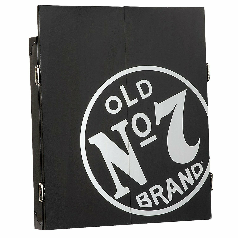 Jack Daniels Old No. 7 Dartboard Cabinet Set | eBay