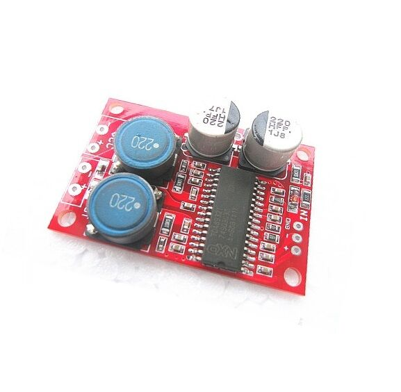 Tda8932 digital amplifier board module 30w mono power amp low power picture 1 of 4 altavistaventures Choice Image