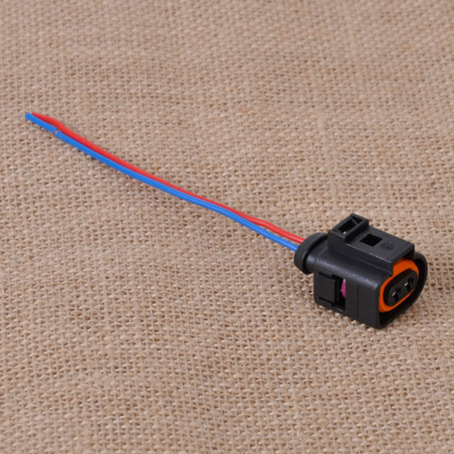 s l640 electrical harness 2 pin connector plug wiring 1j0973702 for vw I O Connector Pin at panicattacktreatment.co