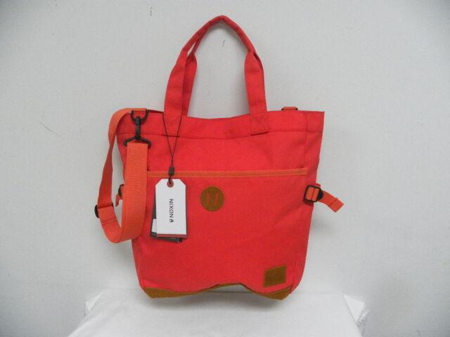 Nixon Marshall Tote Lobster Handbags Purses C2398