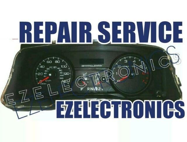 Crown Victoria Speedometer Instrument Cluster Repair Service