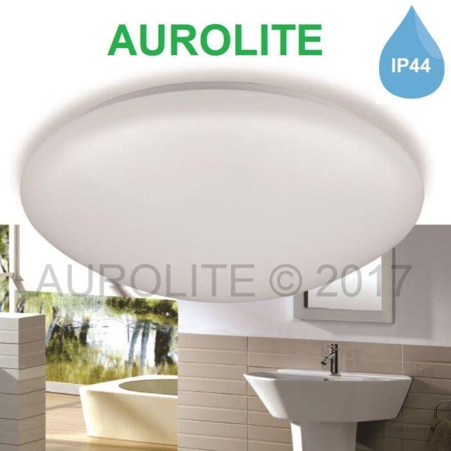 Aurolite 18w LED Ip44 Ø26cm 4000k Ceiling Lights Bathroom