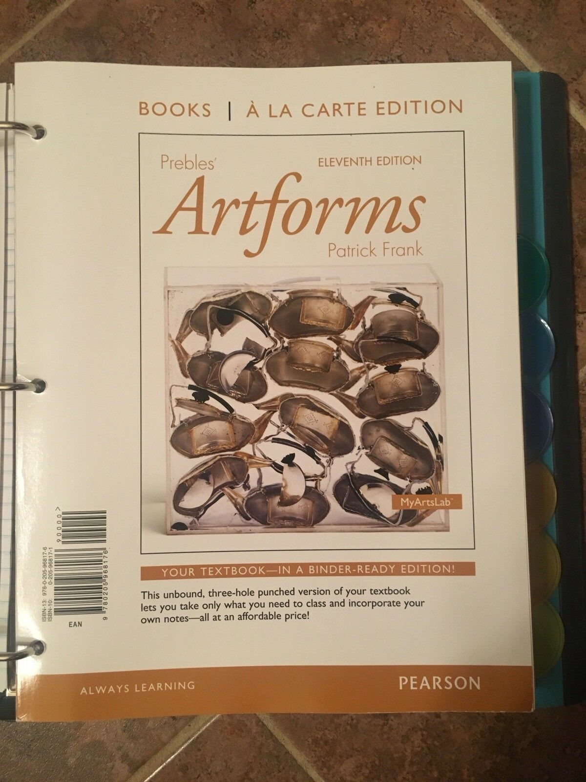 Prebles artforms by patrick frank duane preble and sarah preble prebles artforms by patrick frank duane preble and sarah preble 2013 paperback 11th edition ebay fandeluxe Gallery