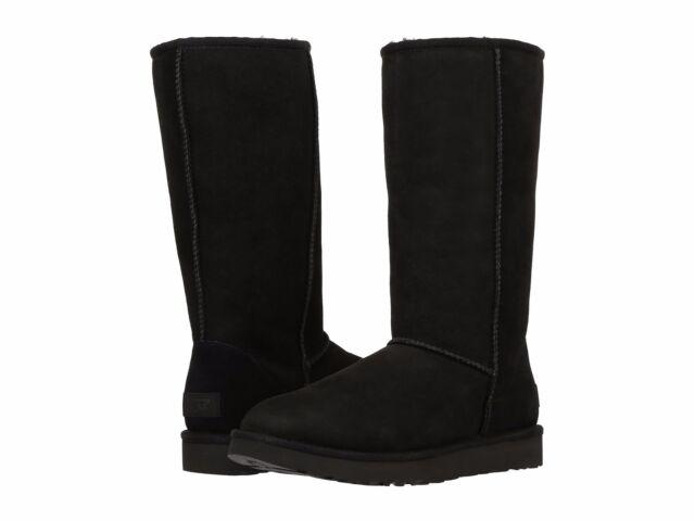 ugg australia s 2 ii boots 1016224 black size 9