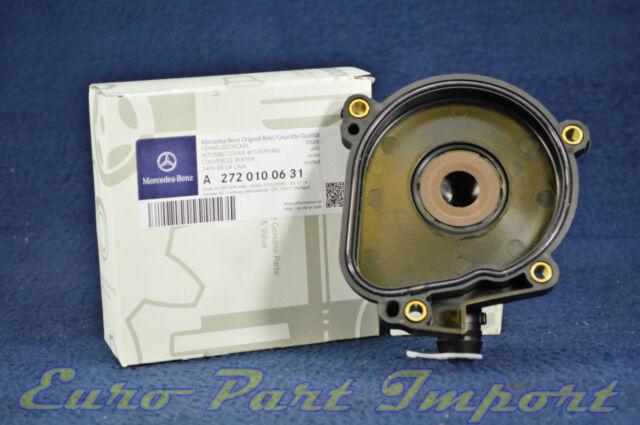 West Covina Mercedes >> Genuine MERCEDES Crankcase Breather Housing Cover 2720100431 | eBay