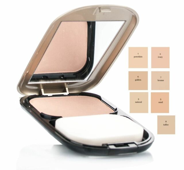 Max Factor Facefinity Compact Foundation 10g - All Shades