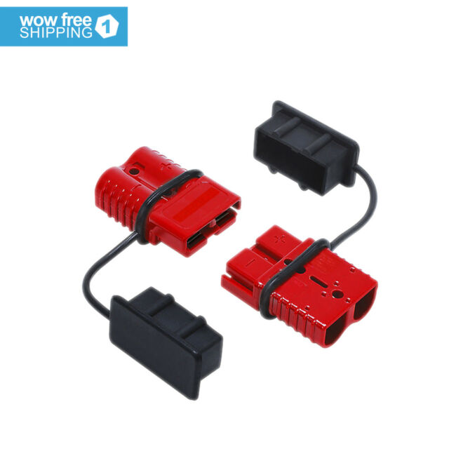 quick battery connector 175a winch trailer connect disconnect wire rh ebay com winch wiring harness for atv winch wiring harness