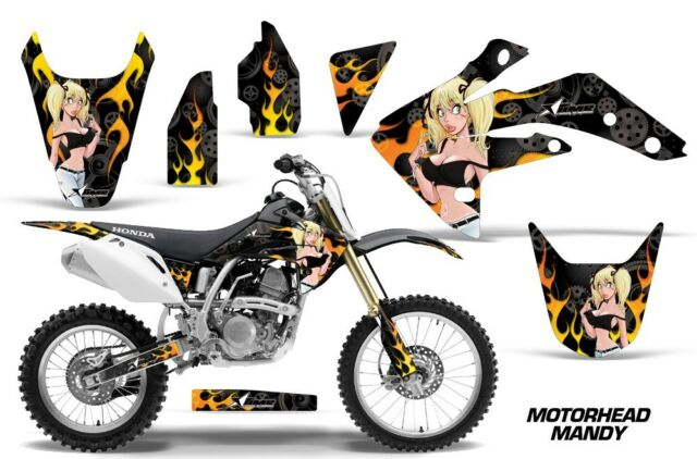 AMR Racing Honda Crfr Graphic Kit Dirt Bike Wrap MX Decals - Decal graphics for dirt bikes
