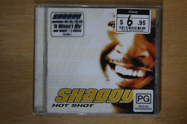 Shaggy  – Hot Shot   (C322)
