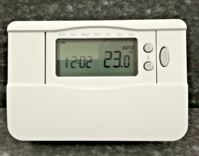 Programmable Wireless Room Thermostat Uk