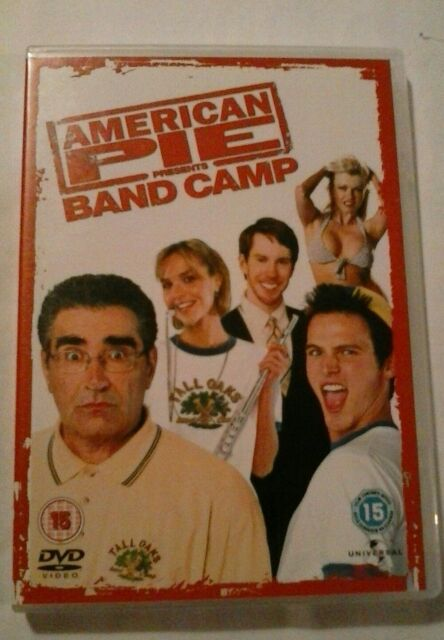 American Pie Presents Band Camp (DVD) very good condition.