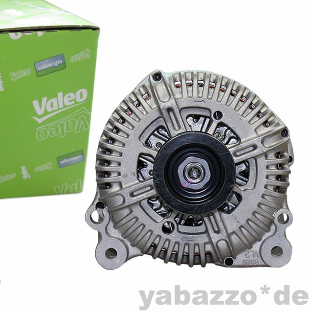 original VALEO NEU Lichtmaschine TG17C020 AUDI A6 2,7 3,0TDI für 059903015R 180A