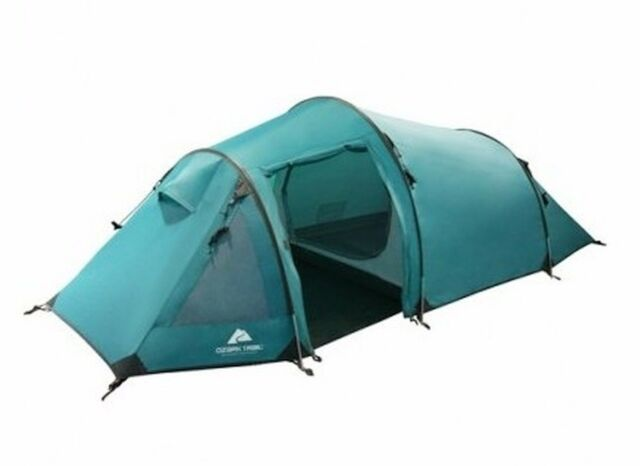 Best Backpacking Tent Lightweight Tents 4 Season 2 Person  sc 1 st  eBay & Ozark Trail 2 Person Backpacking Lightweight Camping Tent All ...