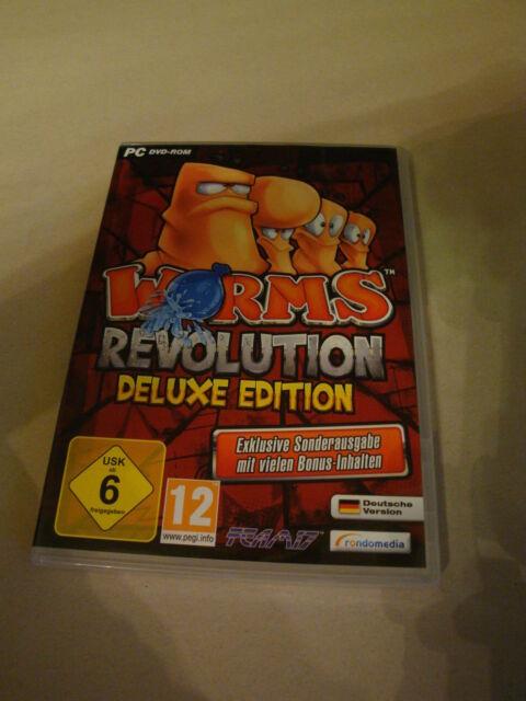 PC Spiel Worms Revolution - Deluxe Edition