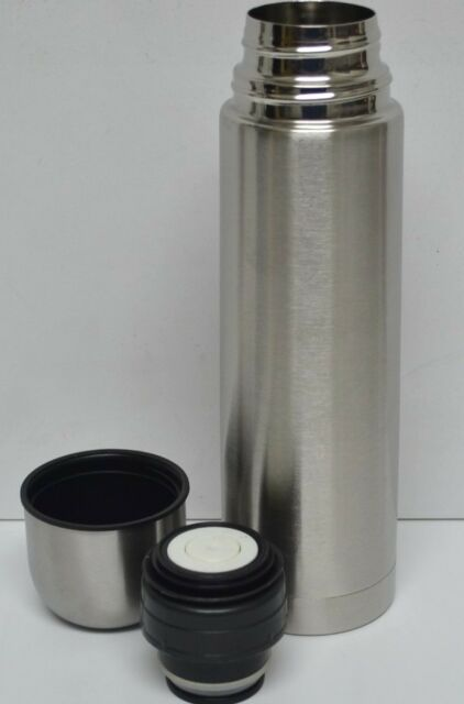 Vacuum Flask Unbreakable Stainless Steel Coffee Bottle Thermos 500 Ml New